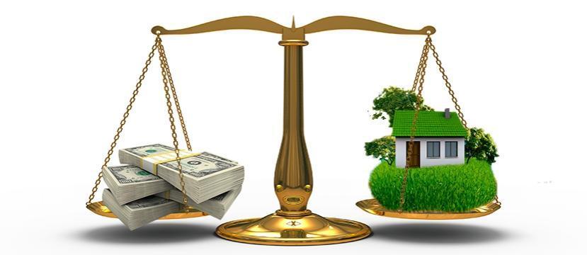 Экспертная денежная оценка земельного участка и дома